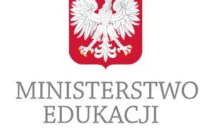LIST MINISTRA EDUKACJI NARODOWEJ (14 WRZEŚNIA 2020 R.)