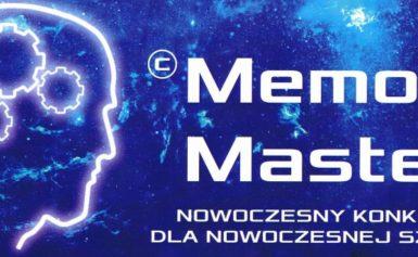 KONKURS MEMORY MASTER